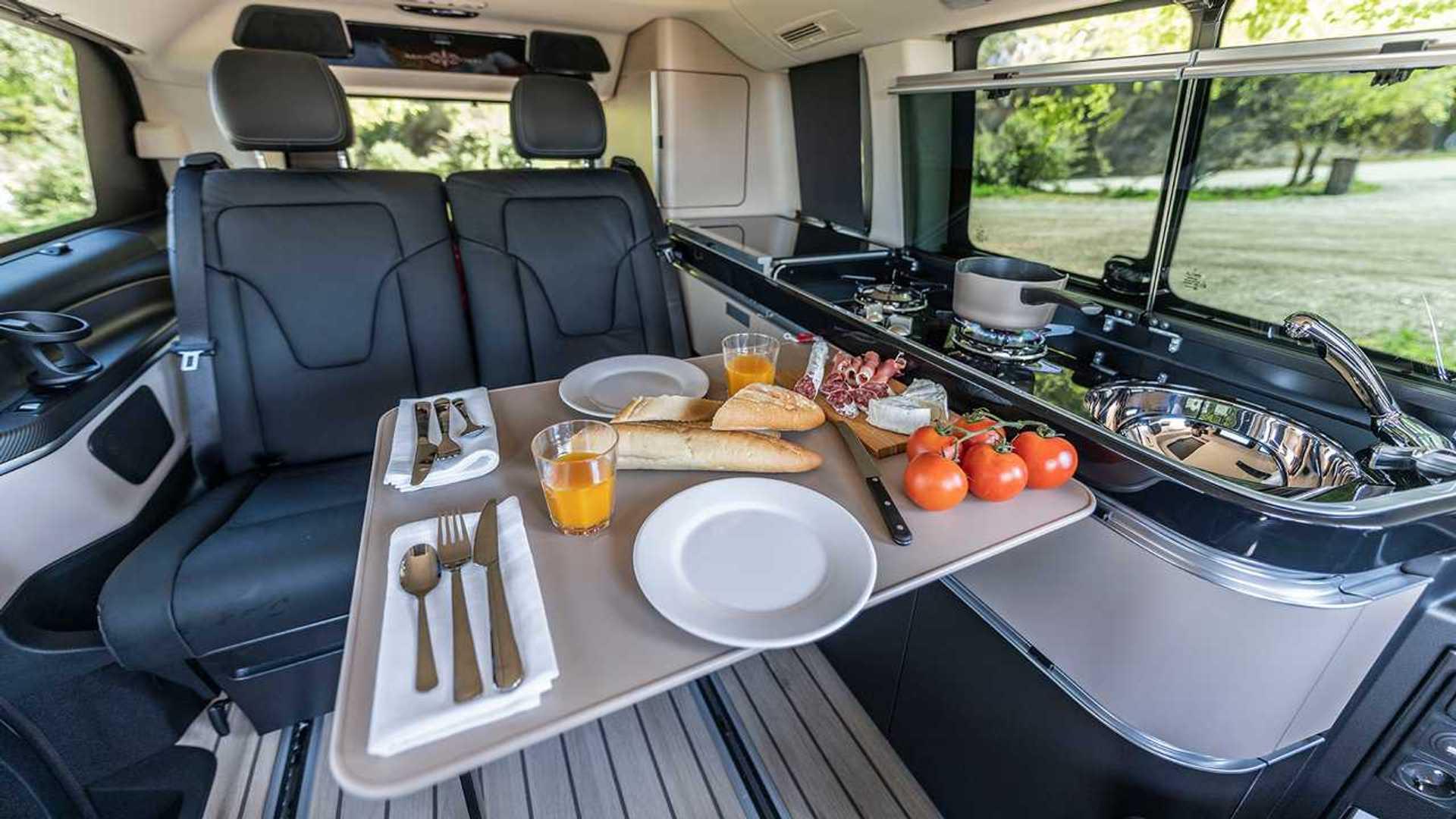 Mercedes Marco Polo >> 2019 Mercedes Benz V Class Marco Polo First Drive Explore The World