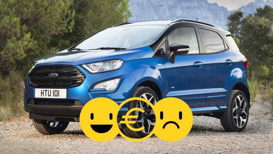 Promozione Ford Ecosport, perché conviene e perché no
