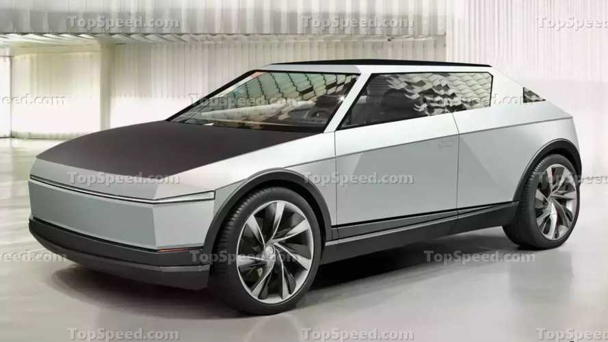Tesla Cybertruck Envisioned As Ultra Cheap $25,000 Cybercar