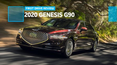 2020 Genesis G90 First Drive: Luxury, First And Only