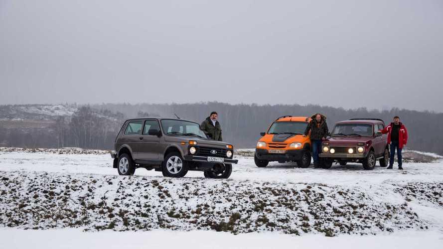 Lada 4x4 (2020) im Test: Was sagen Niva-Fans aus Russland?