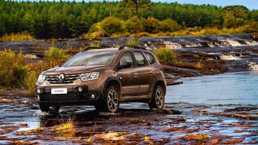 Обновленный Renault Duster может не добраться до России