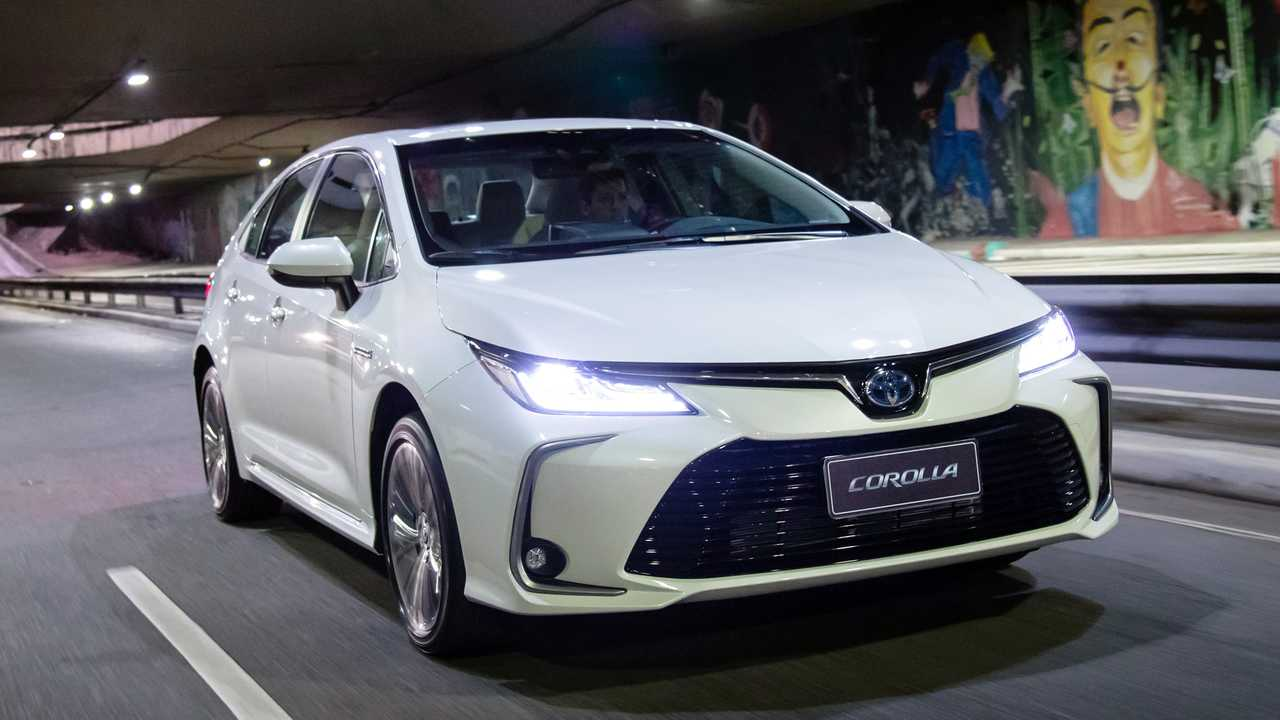 Toyota Corolla Altis Híbrido