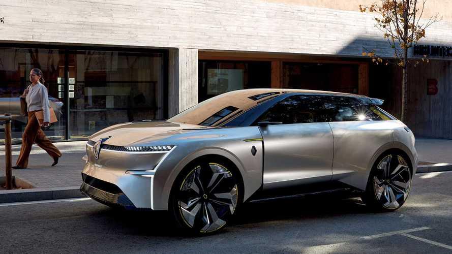 Renault Morphoz (Studie, 2020)