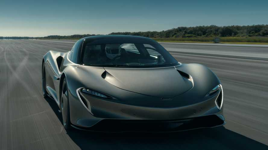 400 km/h-s körökkel ért véget a McLaren Speedtail tesztelési fázisa