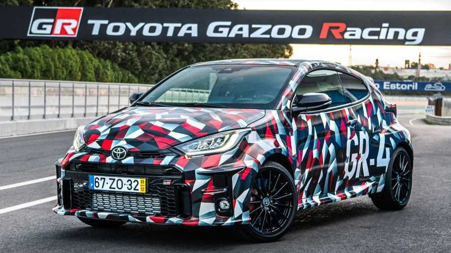 Hotter Toyota GRMN Yaris with more power, less weight considered
