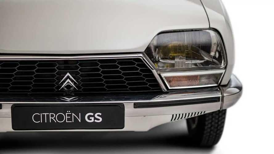 Citroën GS by Tristan Auer