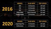 2016 Vs 2020 Tesla Model X