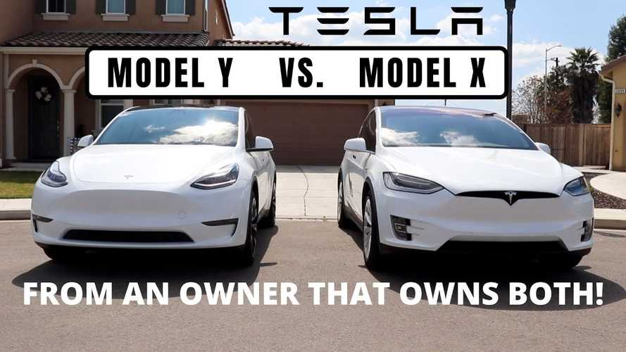 Tesla Model X Owner Gets Model Y: How Do They Compare?