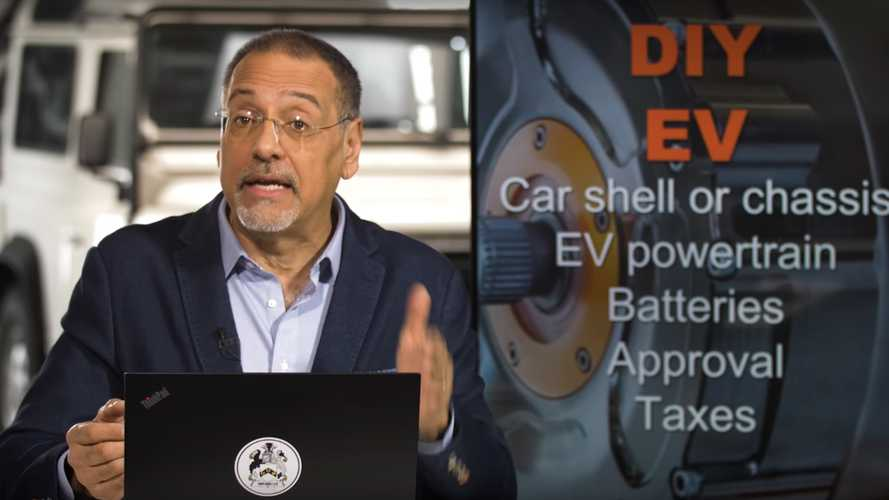 Watch This Video On Doing Your Own EV Conversion Or Build