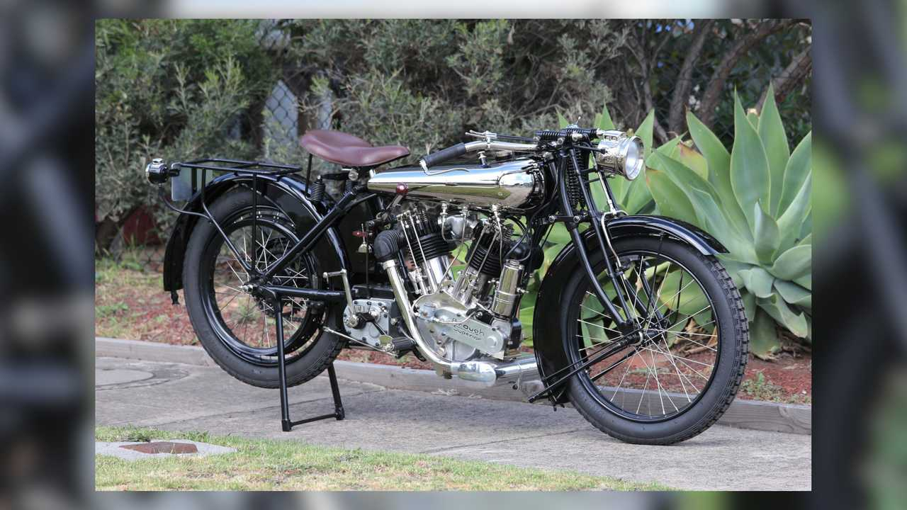 1922 Brough Superior Mark 1 90 Bore