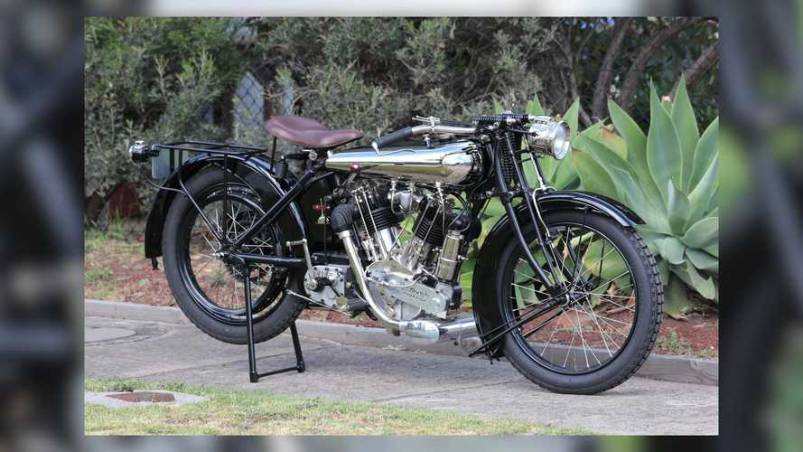 Extremely Rare Brough Superior Mark 1 90 Bore Is Now Up For Grabs