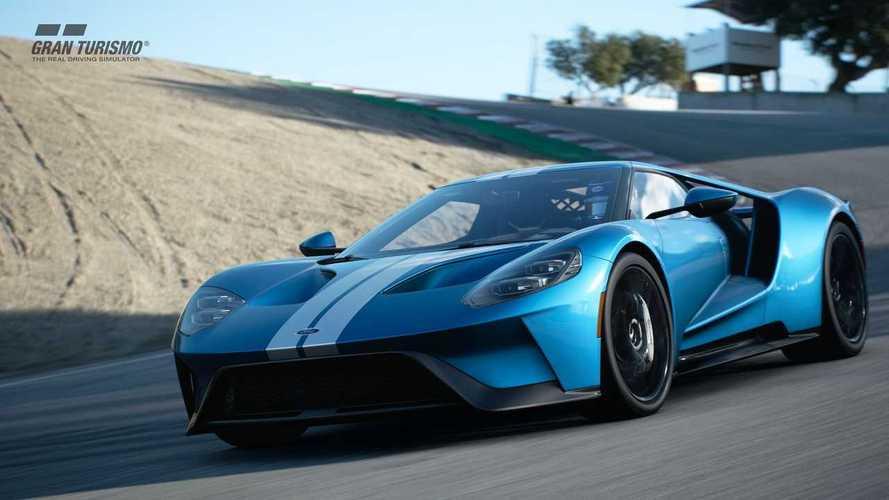 Gran Turismo Sport - La mise à jour de décembre ajoute sept voitures