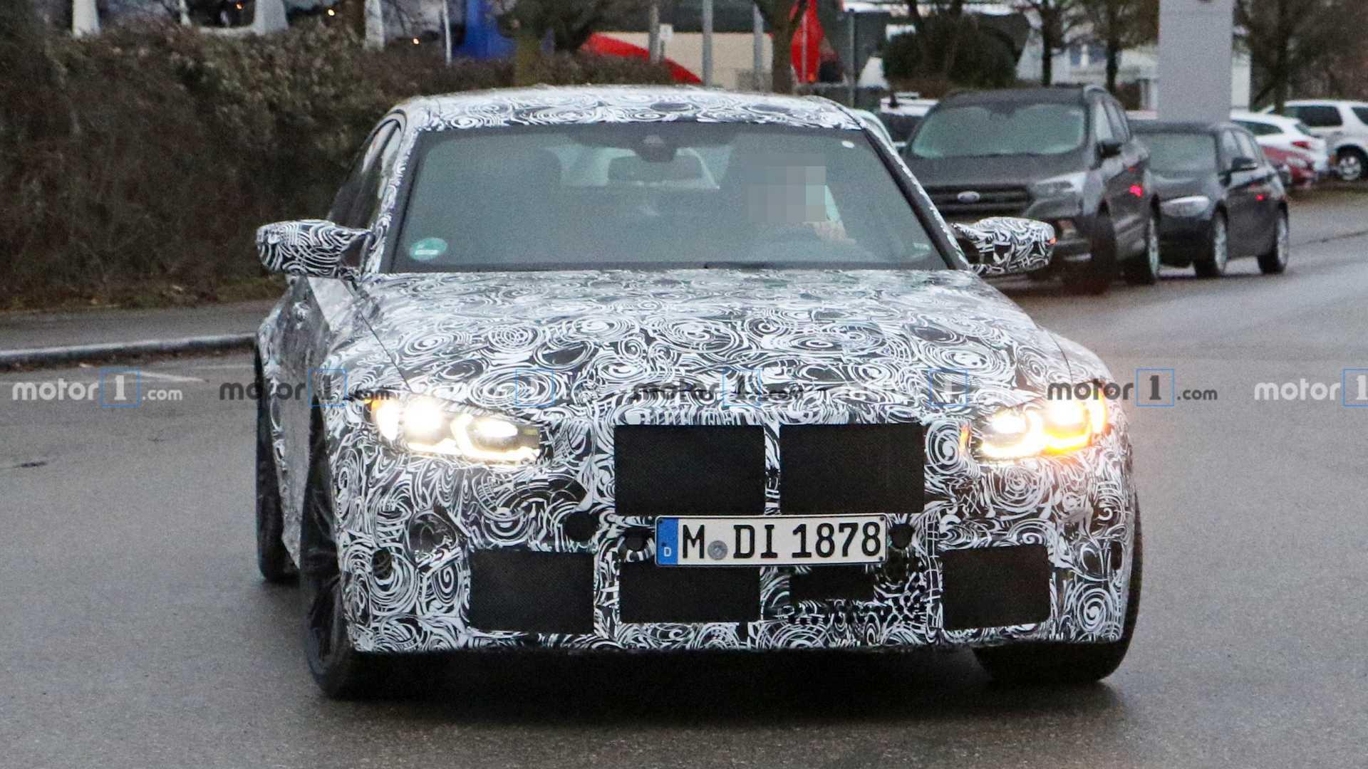 2020 - [BMW] M3/M4 - Page 11 2021-bmw-m3-spy-photo
