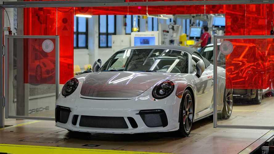 Letzter Porsche 911 der Generation 991 gebaut