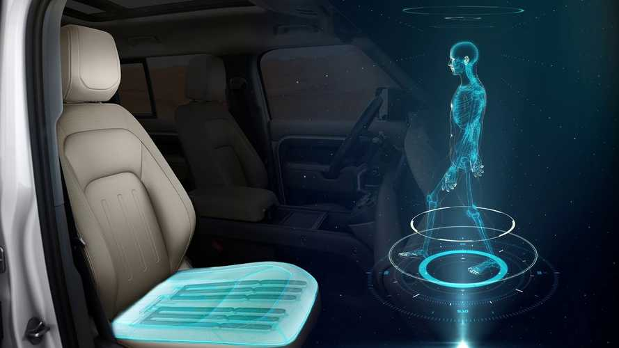 """Olyan """"alakváltó"""" ülésen dolgozik a Jaguar Land Rover, ami elhiteti a testeddel, hogy sétálsz"""