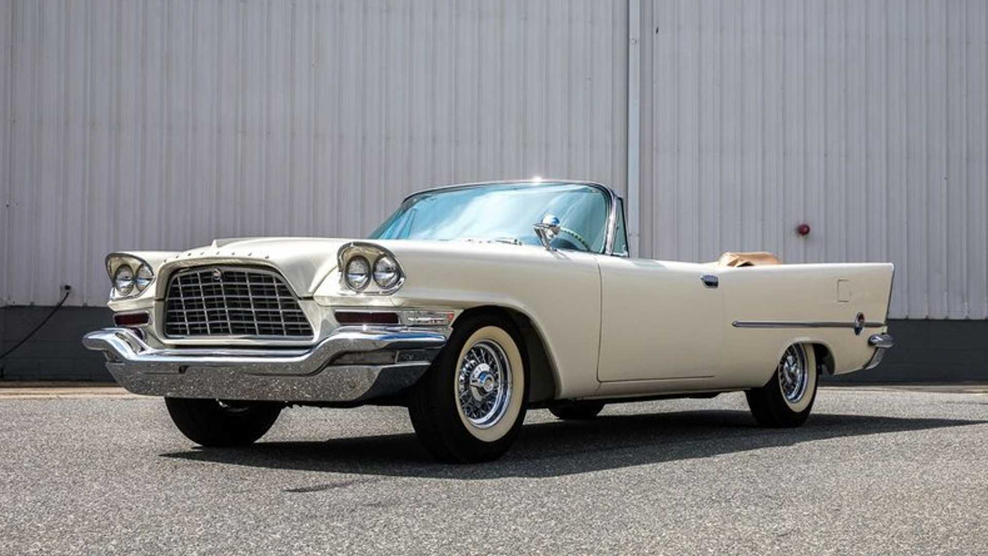 "[""Trio Of Rare Chrysler 300 Letter Cars Up For Grabs""]"