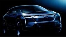 Subaru zeigt Skizzen eines Elektro-SUVs