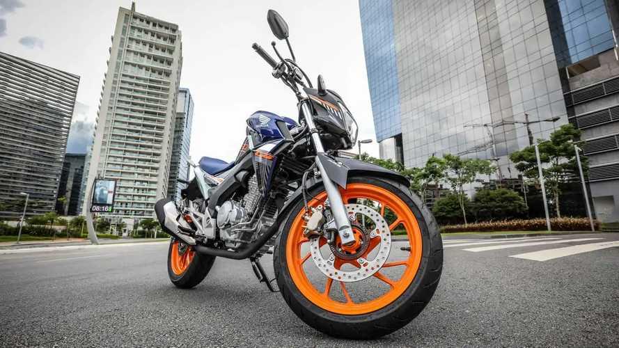 Honda CB 250F Twister Special Edition 2020
