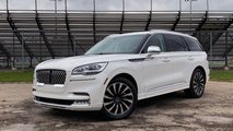 2020 Lincoln Aviator Grand Touring Black Label: Review