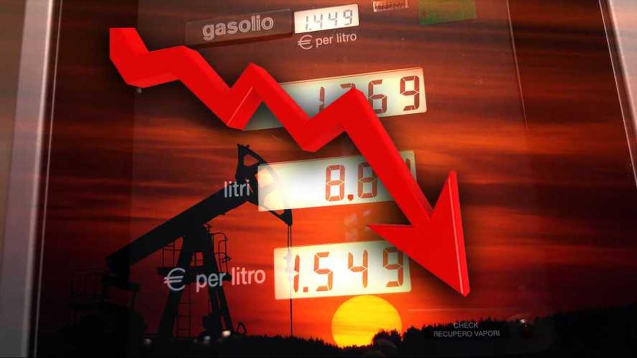 Copertina Prezzo benzina e diesel