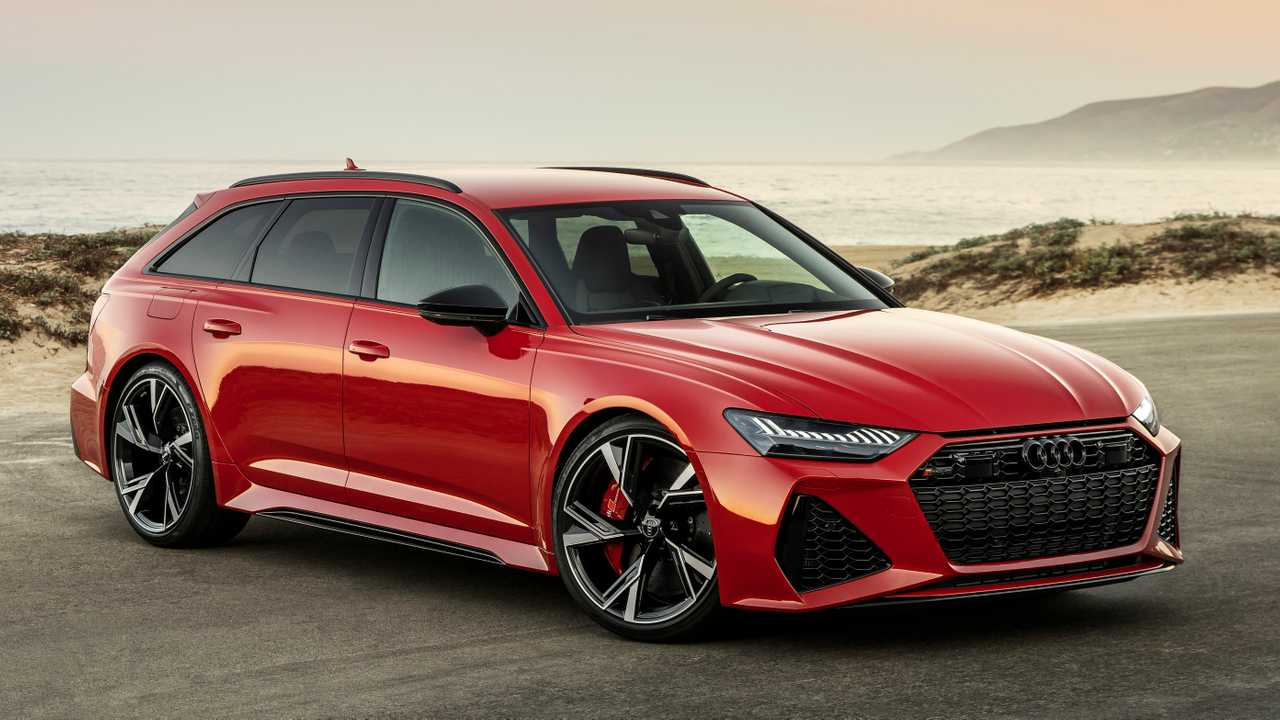 2021 audi rs6 avant price starts at 109000 for us market