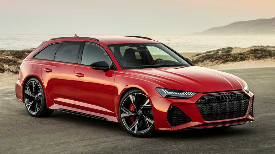 2021 Audi RS6 Avant Price Starts At $109,000 For U.S. Market