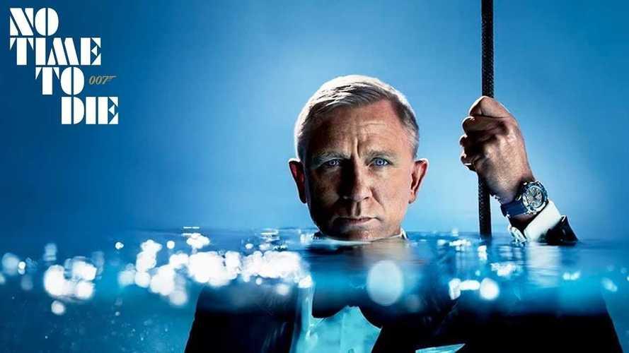 """Coronavirus, posticipato l'ultimo capitolo di 007 """"No Time To Die"""""""