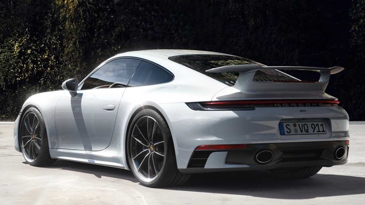 Porsche 911 Sport Design Package