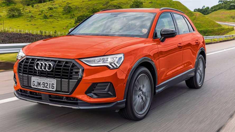 Primeiras impressões: Novo Audi Q3 2020 passa borracha no passado