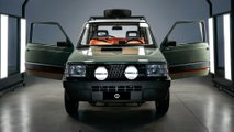 fiat panda 4x4 elettrica pandino jones by garage italia