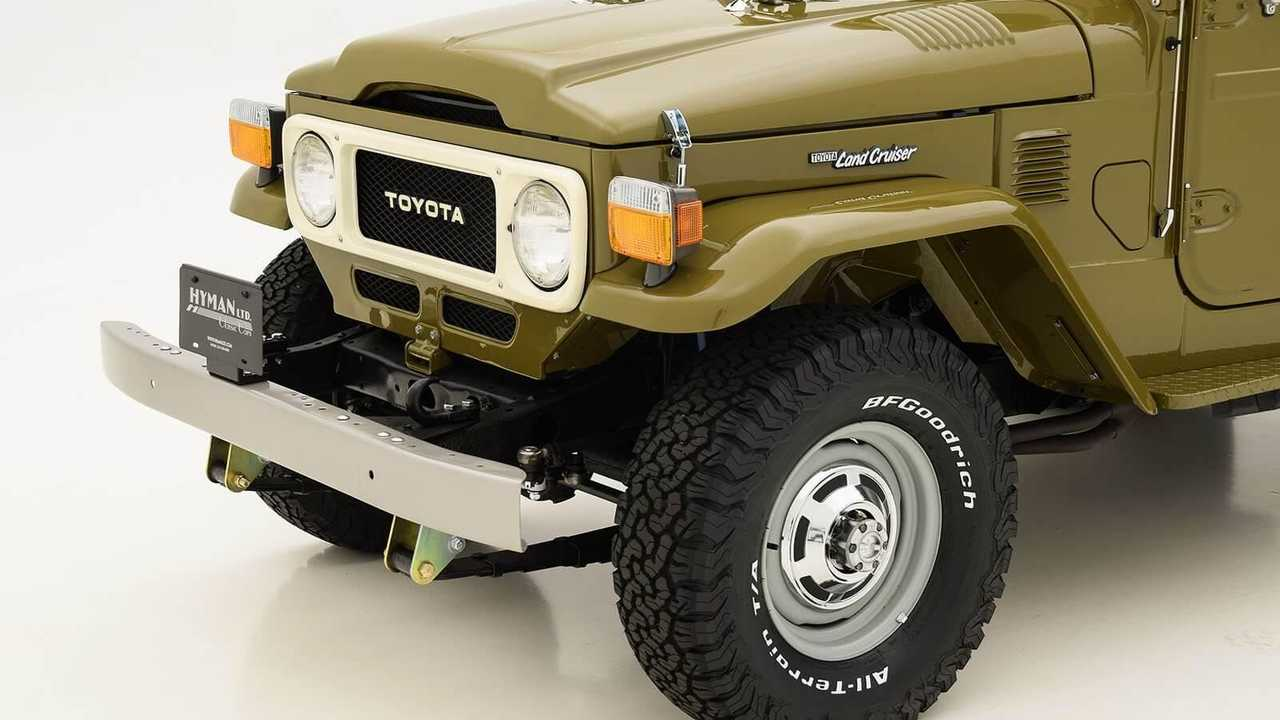 Classifieds Hero: 1979 Toyota Land Cruiser