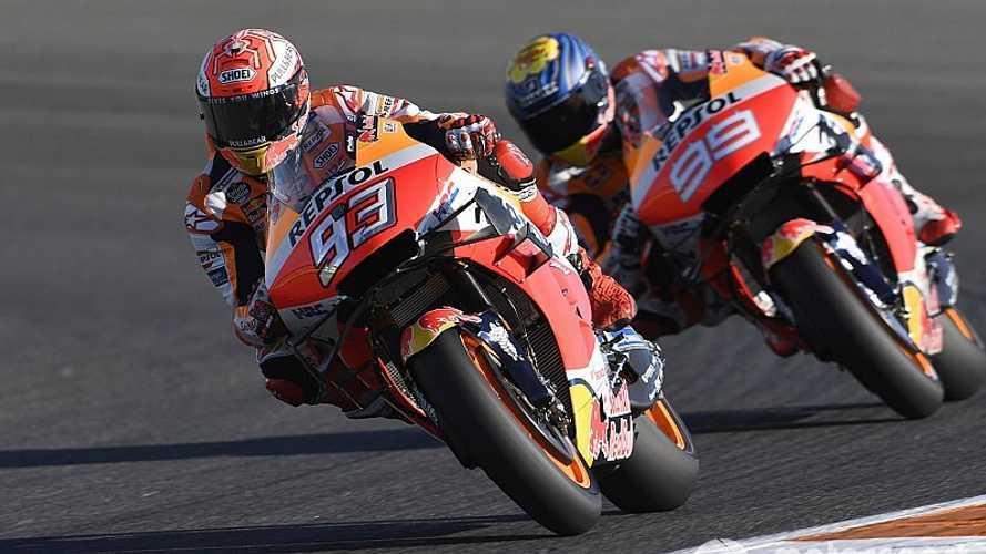 """Márquez: """"Quizás Lorenzo a lo que tenía miedo era a la moto"""""""