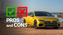 2019 Volkswagen Arteon SEL R-Line: Pros And Cons