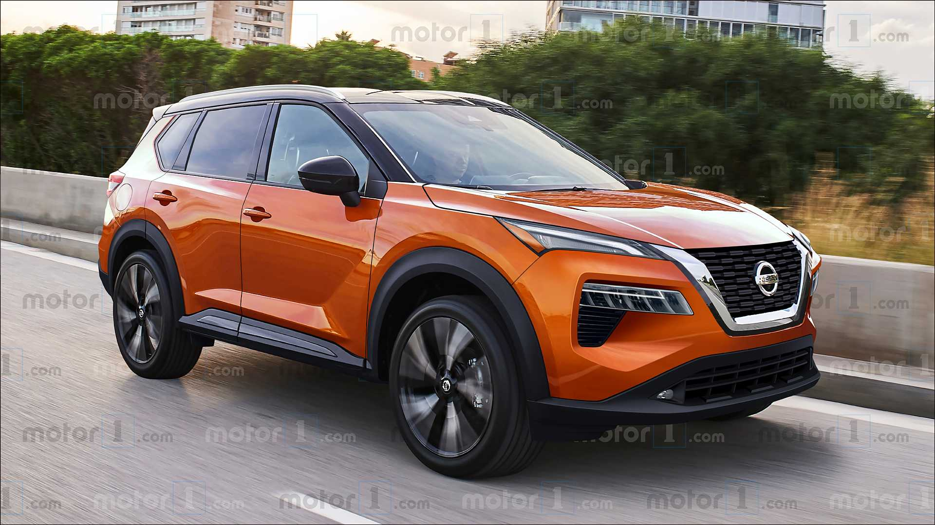 New Nissan Qashqai Rendering Tries To Preview The Next Rogue Sport