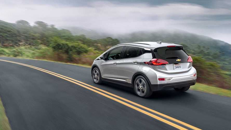 In Q2, Chevrolet Bolt EV Sales In U.S. Decreased By 37%
