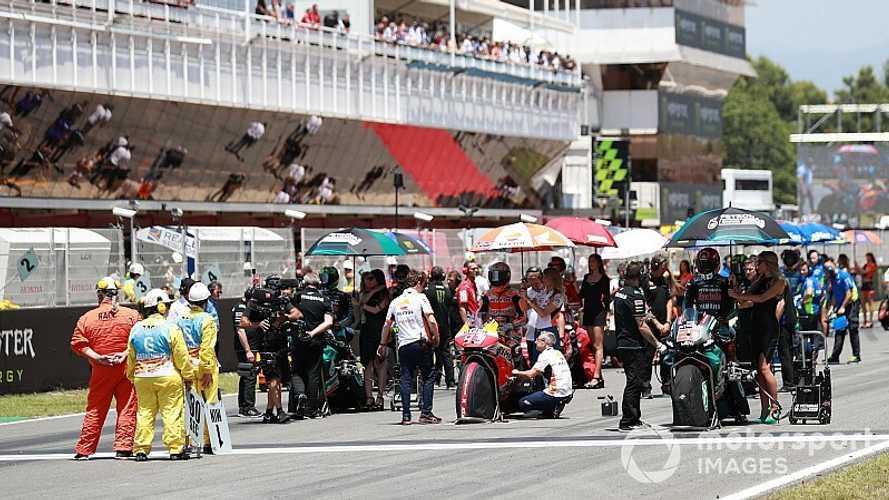 La Generalitat da por suspendido el GP de Catalunya, que espera reprogramar