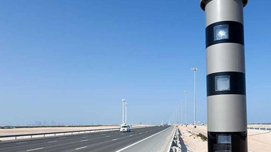 Les radars de Dubaï flashent en permanence à cause du confinement