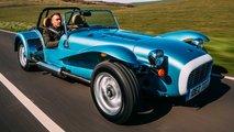 caterham new retrolook roadster