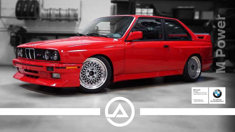 BMW E30 M3 With E46 M3 Engine: Blasphemy Or Really Cool?