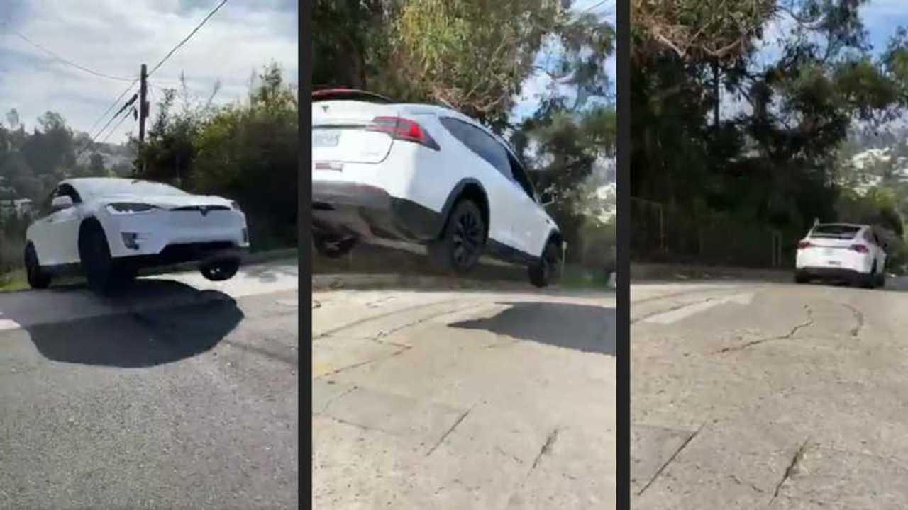 Tesla jump
