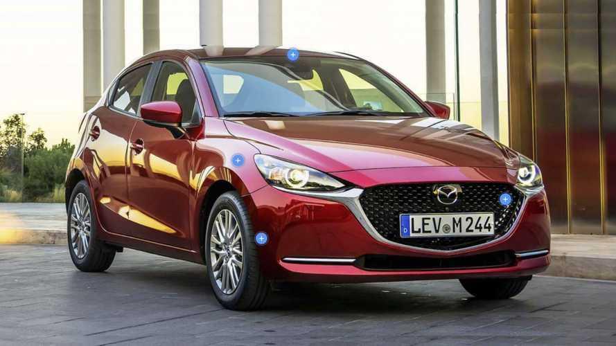 Mazda2 restyling, tutte le novità punto per punto