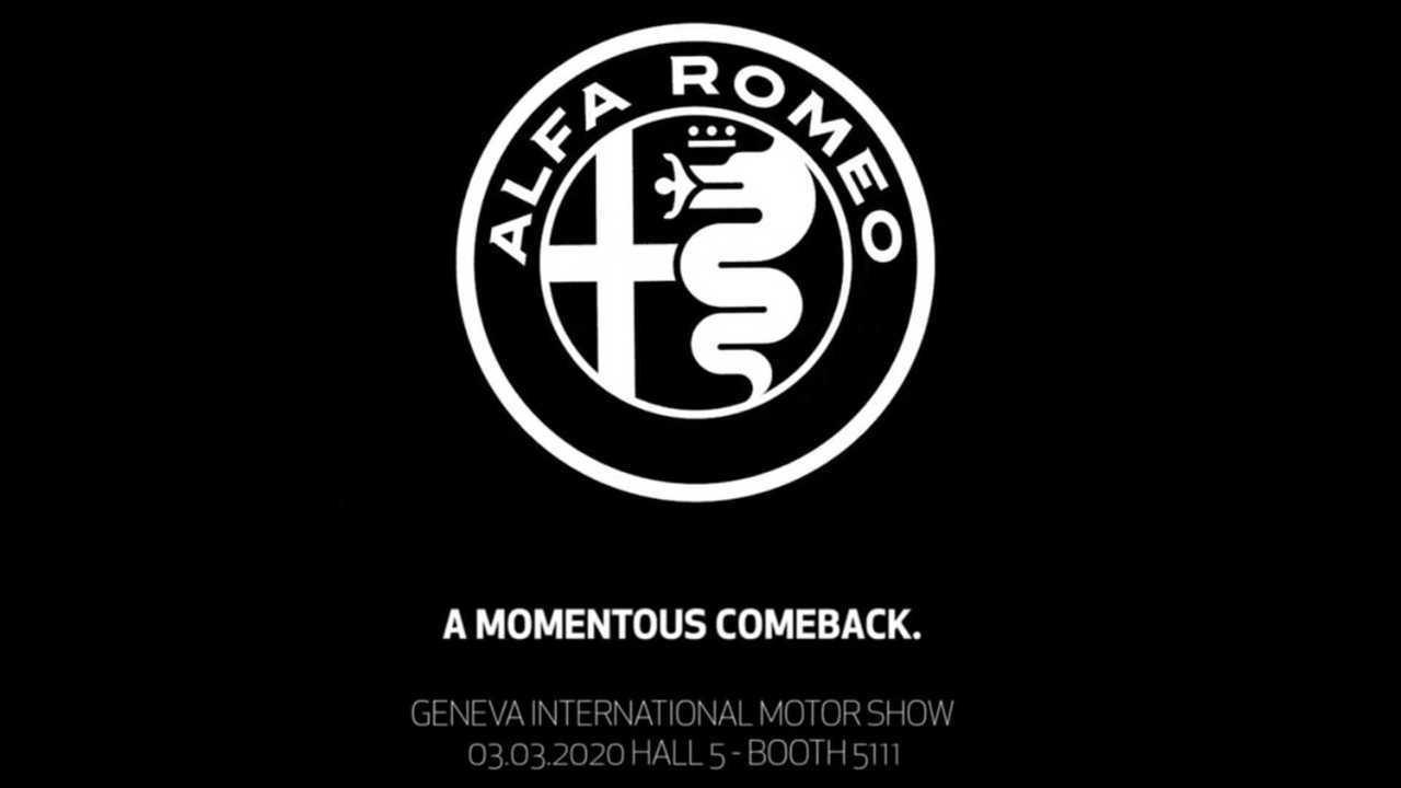 Alfa Romeo 'Momentous Comeback'