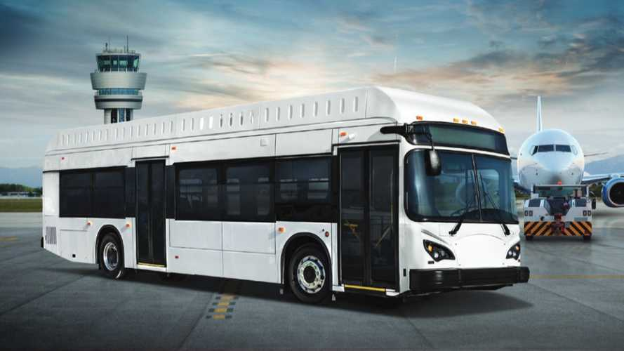 BYD Delivers First Buses Assembled In New Facility In Ontario