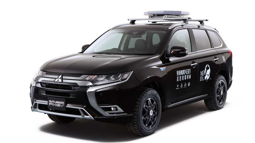 Mitsubishi показала сразу пять новинок