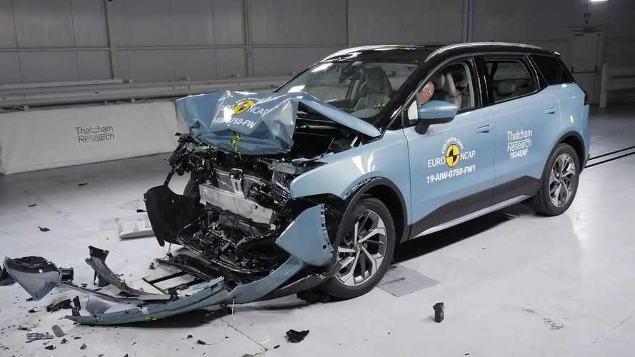 Aiways U5 - Euro NCAP Safety Tests (2019)