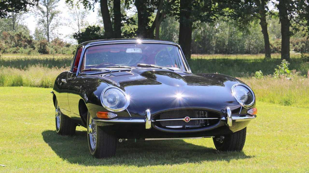 1966 Jaguar E-Type 4.2 FHC Series 1 WM Sport RHD