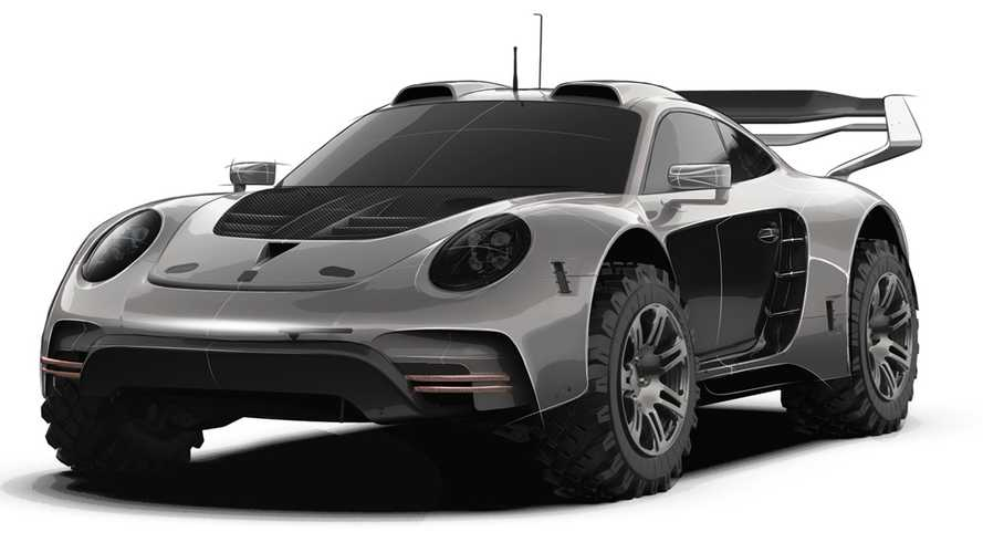 Gemballa Teases Rugged Porsche 911 With Serious Off-Road Chops