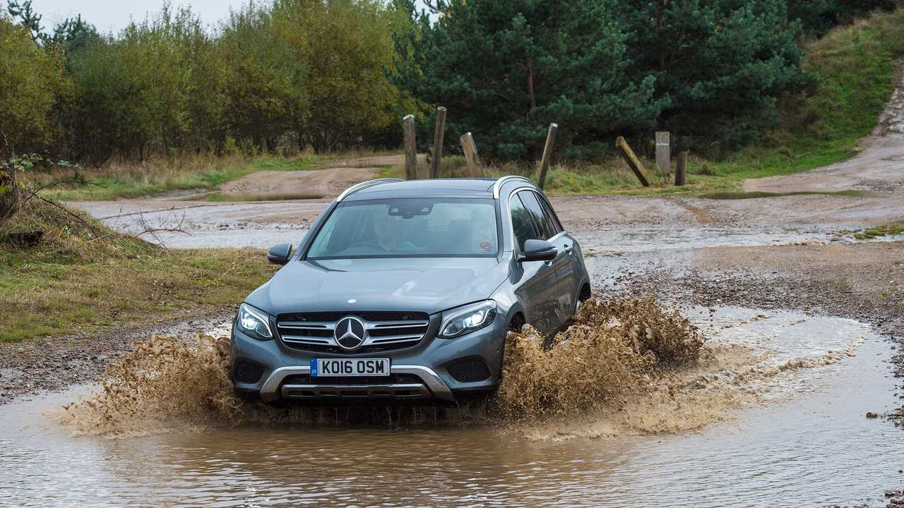 2016 - Mercedes-Benz GLC