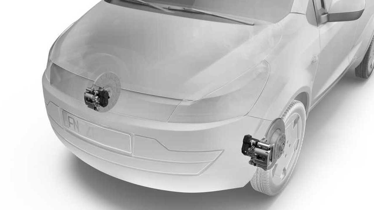ZF: Elektronische Parkbremse für die Vorderachse